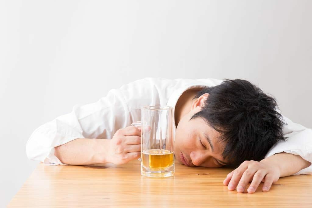 酒のみ廃人