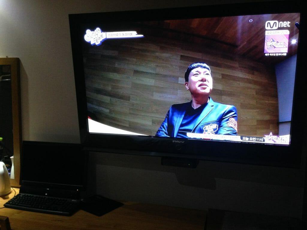 韓国の番組
