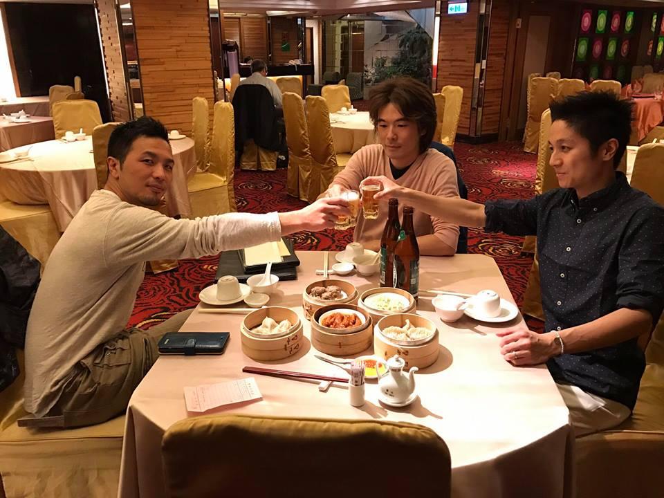 台北で昼からビール!