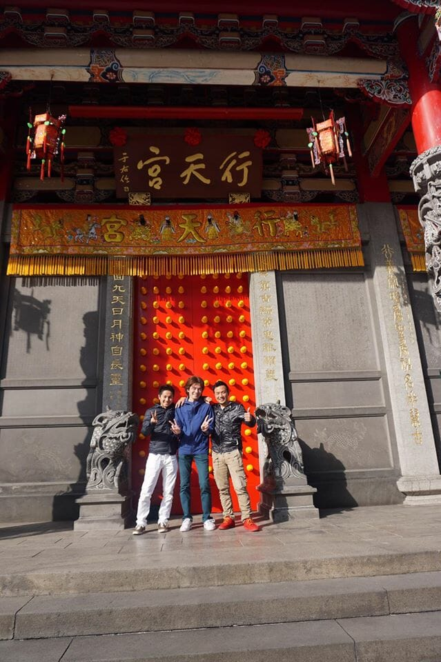 行天宮 in 台北