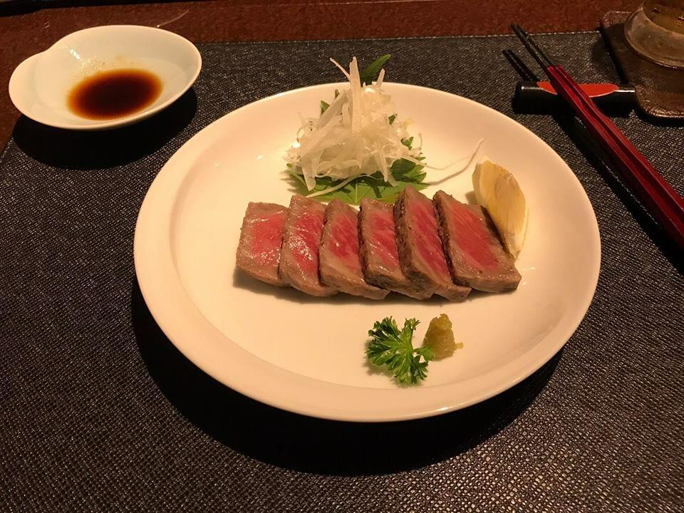 マレーシアで日本食