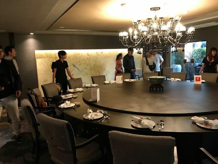 バンコク・マリオットホテル・スクンビットで秘密の会合