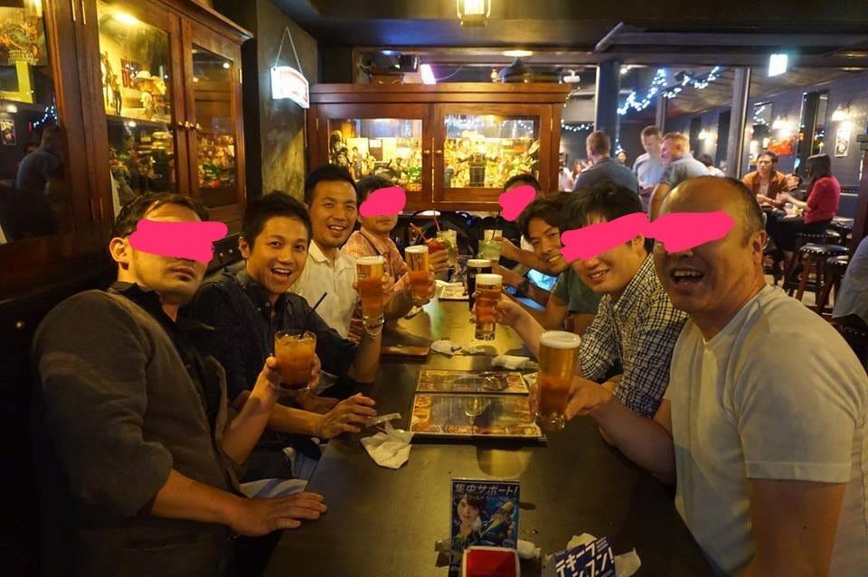 三武将名古屋セミナー懇親会二次会