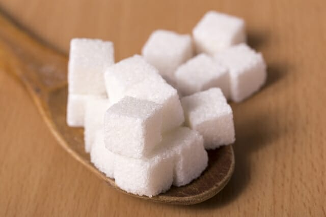 砂糖は危険